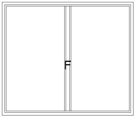 PVC Fönster Fast 2