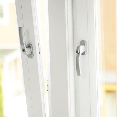 PVC Fönster med lås