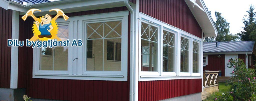 PVC Fönster Karlstad - Dilu