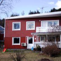 Plastfönster i villa - Kramfors