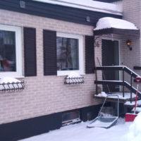 PVC fönster i Villa örebro