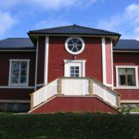 Runt fönster Östersund
